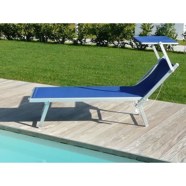 bain de soleil siesta ecru achat vente chaise longue transat bain de soleil siesta. Black Bedroom Furniture Sets. Home Design Ideas