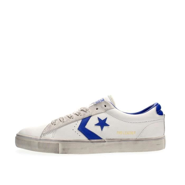 CONVERSE SNEAKERS Homme White bluette, 40