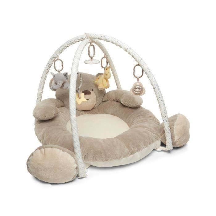 mothercare tapis d 39 eveil ourson beige et marron achat. Black Bedroom Furniture Sets. Home Design Ideas