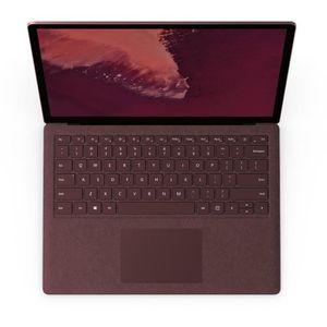 Achat discount PC Portable  NOUVEAU Microsoft Surface Laptop 2 i5 8Go RAM, 256Go SSD - Bordeaux