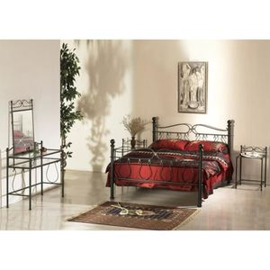 marquise fer forge achat vente marquise fer forge pas cher cdiscount. Black Bedroom Furniture Sets. Home Design Ideas