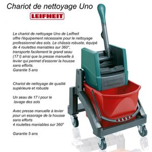 chariot nettoyage achat vente chariot nettoyage pas