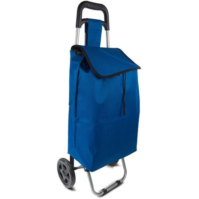 KINSTON Chariot de Course 30L Bleu