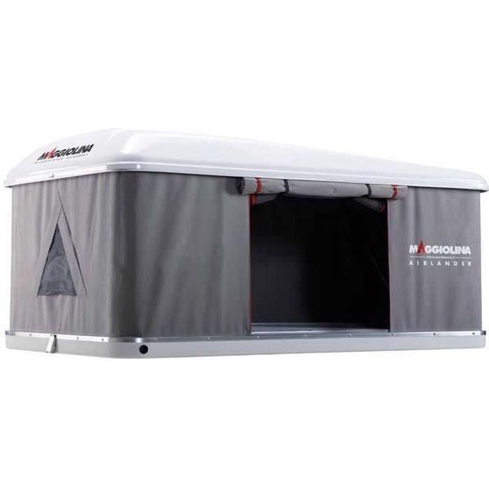 AUTOHOME Tente de Toit Maggiolina Airlander Medium Gris