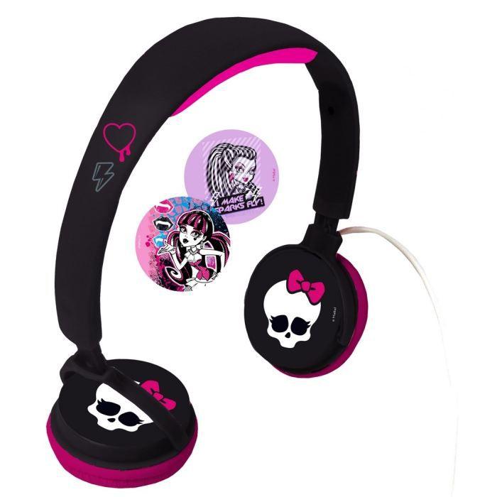 Casque Écouteur - Monster High