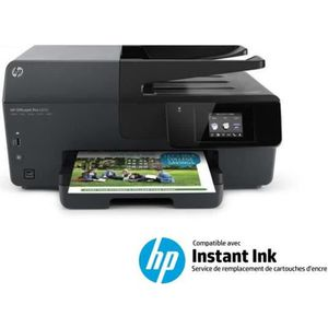 IMPRIMANTE Imprimante HP Officejet Pro 6830 - Compatible Inst