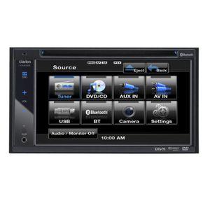 AUTORADIO Clarion VX402E Station multimédia DVD 2 DIN