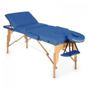 Table de massage SPORT ELEC Table de Massage Pliable