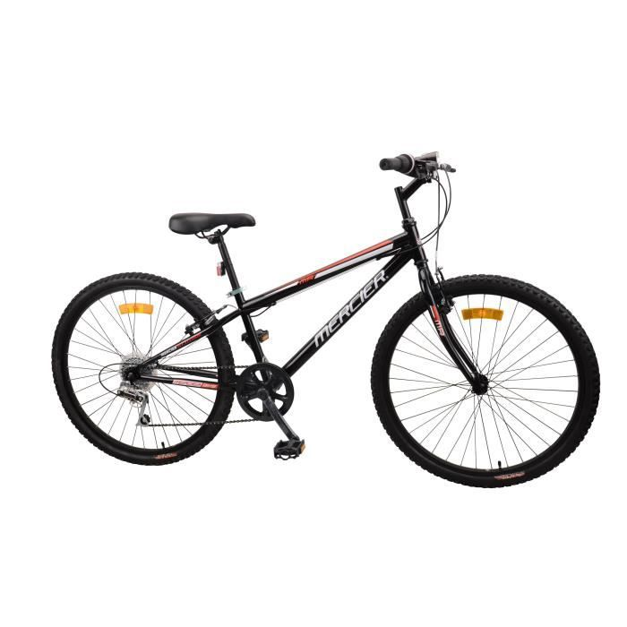 VTT MERCIER Vélo 26' mixte- Junior adulte - Cadre acie