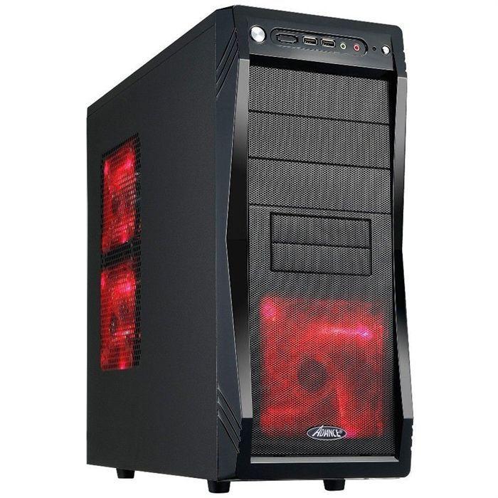 BOITIER PC  Advance Vulcan 8002R
