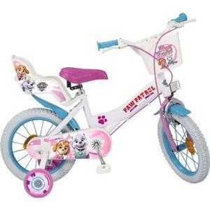 VÉLO ENFANT PAW PATROLS Vélo Enfantfille14