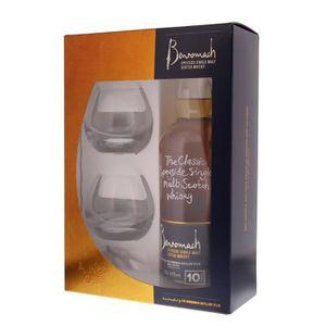 WHISKY BOURBON SCOTCH Benromach - 10 ans - Single Malt Whisky - 43% - 70