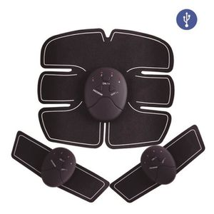 PACK FITNESS - GYM FYTTER Musculation Abdominaux six pad sans fil SHA
