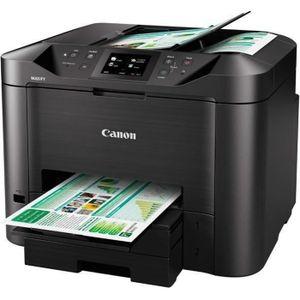 IMPRIMANTE CANON Imprimante 3-en-1 - MB5450 - Jet d'Encre - C