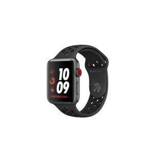 MONTRE CONNECTÉE APPLE Watch Nike+ GPS + Cellular - Boîtier 42 mm G