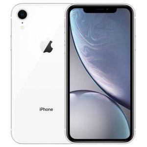 SMARTPHONE Apple iPhone Xr Smartphone 64Go - Blanc