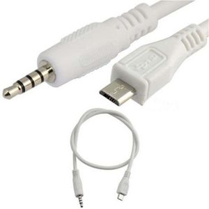 CÂBLE TV - VIDÉO - SON MaxLLTo ® CABLE ADAPTATEUR MICRO USB MALE VERS AUX