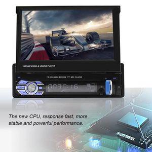 AUTORADIO Lecteur multimédia MP3 stéréo Stéréo Bluetooth Sté
