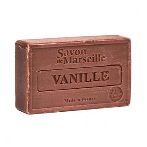 SAVON - SHAMPOING BÉBÉ Savon de Marseille parfum Vanille 100g Marron / Ch