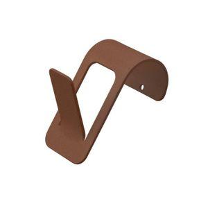 PATÈRE Patère crochet brun terracotta  Thermor - 498003 -