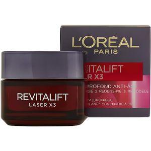 ANTI-ÂGE - ANTI-RIDE L'Oréal Paris Revitalift Laser X3, Femmes, Univers