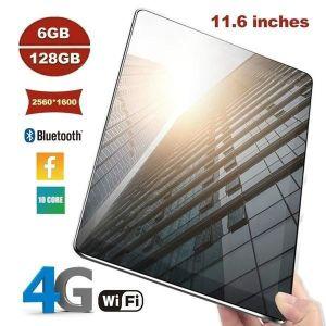 TABLETTE TACTILE NOUVEAU Tablette PC WiFi 11,6 pouces à dix cœurs e