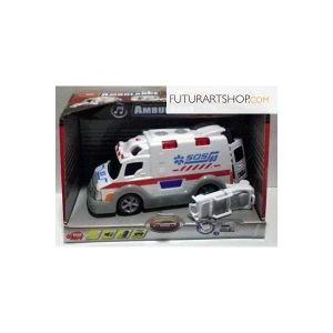VOITURE - CAMION ambulance avec lumières et sons 15 cm 203313577