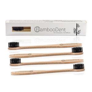 BROSSE A DENTS BambooDent - La brosse à dents écologique, Poignée