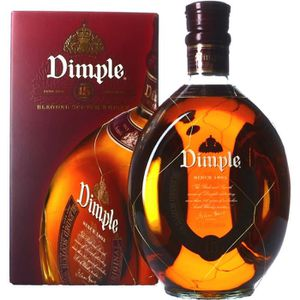 WHISKY BOURBON SCOTCH Spiritueux - Dimple 15 Ans Scotch Whisky