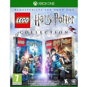 JEU CONSOLE RÉTRO Lego Harry Potter 1-7 Collection