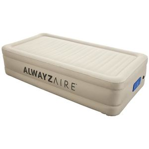 LIT GONFLABLE - AIRBED FORTECH ALWAYZAIRE Matelas gonflable beige 97x191
