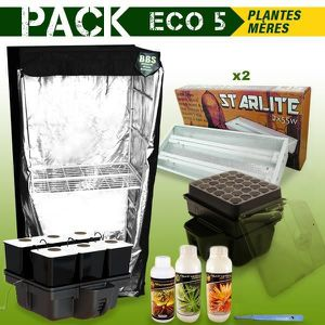 chambre de culture pack box plantes meres boutures eco 5 - Boxe De Culture Maison