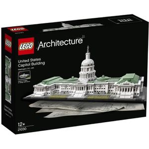 lego architecture achat vente pas cher cdiscount. Black Bedroom Furniture Sets. Home Design Ideas