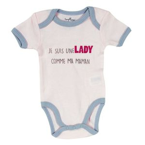 Body manches courtes - Lady Rose Rose - Achat   Vente body - Soldes ... bec97cca583