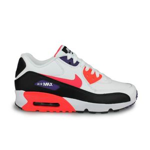 BASKET MULTISPORT Basket Nike Air Max 90 Ltr Junior Blanc 833412-117