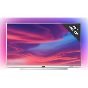 Téléviseur LED TÉLÉVISEUR PHILIPS 43 PUS 7304/12 - 43' - UHD/4K -