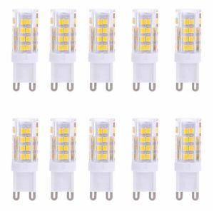 AMPOULE - LED Ampoule Led Smd 2835 10 Pcs G9 5w 2835smd 51leds C