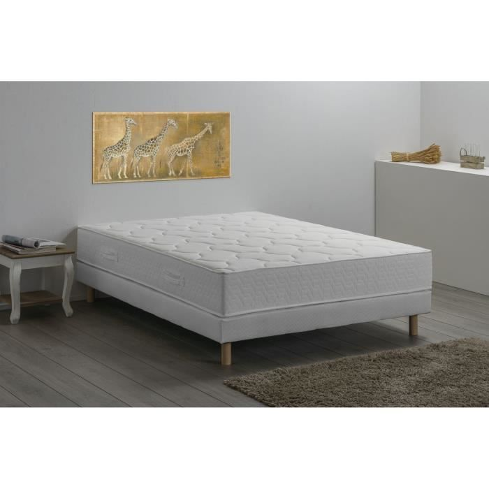 deko dream matelas olympus 160x200 cm ressorts et mousse. Black Bedroom Furniture Sets. Home Design Ideas