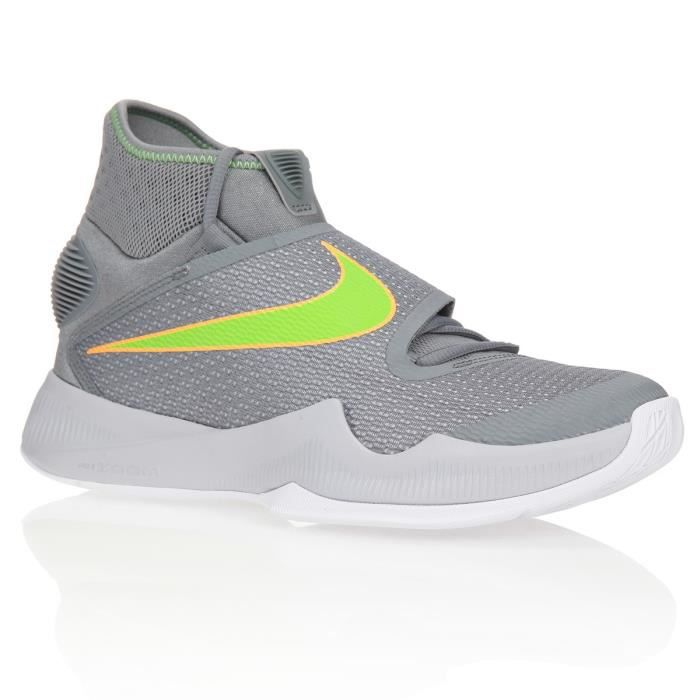 info for 4fd72 e96c0 NIKE Chaussures BasketBall Zoom HyperRev 2016 Homme BKT