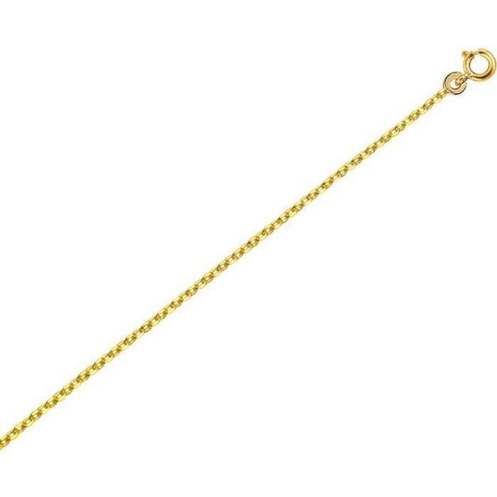 Jouailla - Chaîne de cou plaqué or