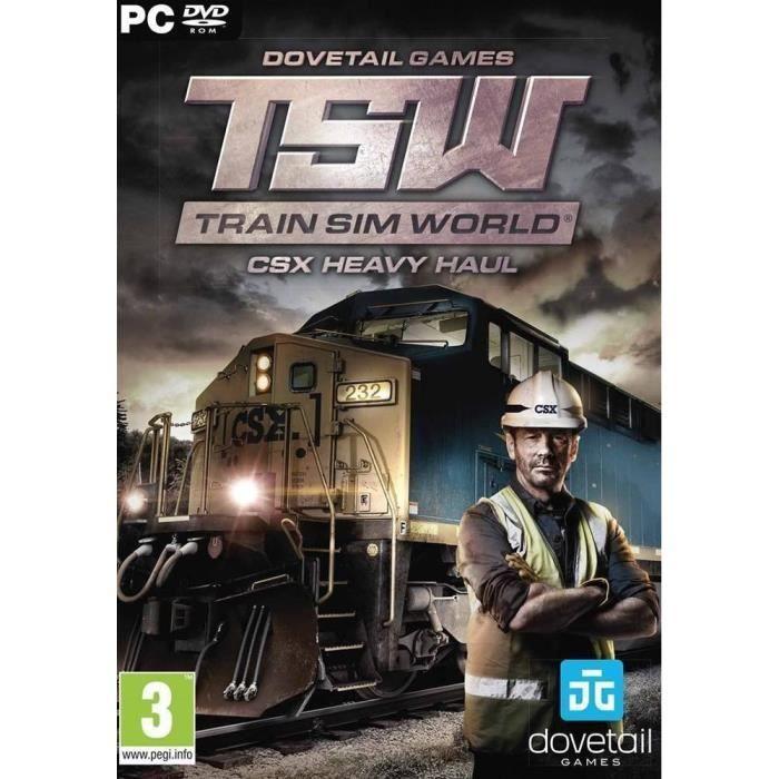 Train Simulator World Jeu PC