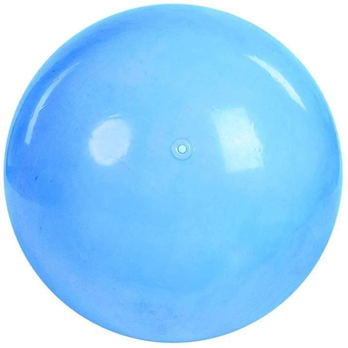 GYM BALL N Petit Ballon de Gymnastique Balles dexercice Ballon de Gym AntiEacuteclatement Yoga Ball 65Cm Balle Deacutepaisseur E1332