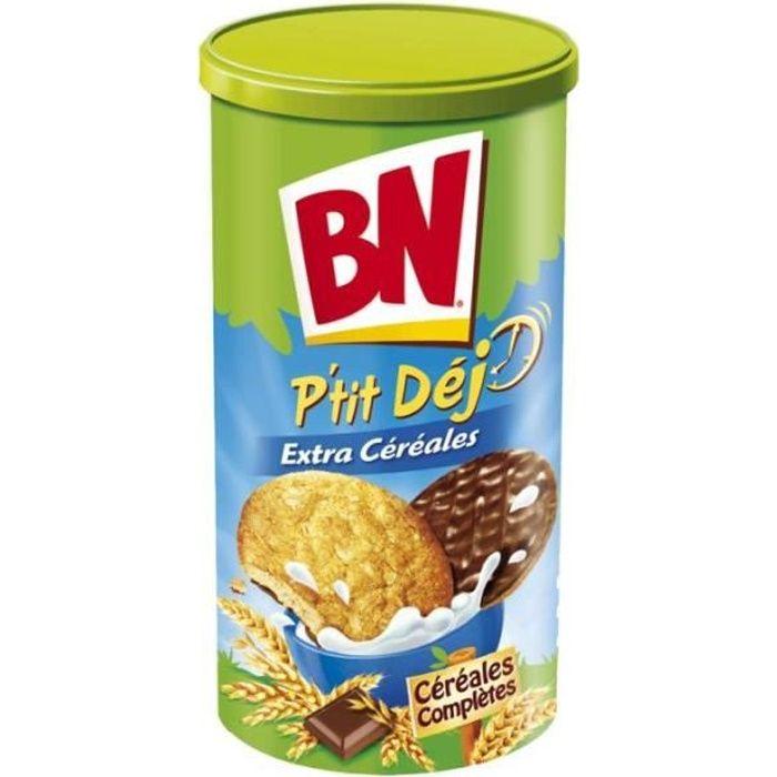 BN Petit dejeuner Extra céréales 200 g