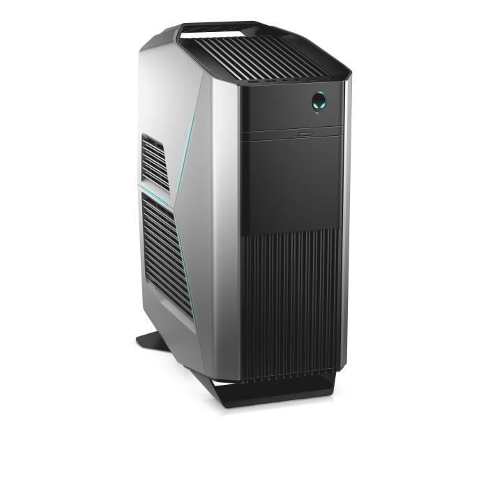 Unité Centrale Gamer - ALIENWARE Aurora R8 - Core i5-9600K - RAM 16 Go - Stockage 1To + 256Go SSD - nVidia RTX2070 8 Go Windows 10
