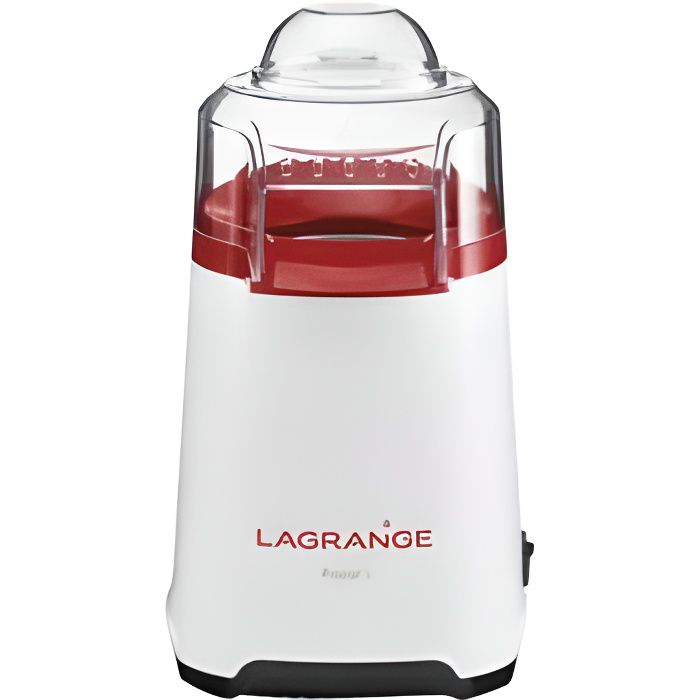 LAGRANGE Machine à pop-corn Popp'y®