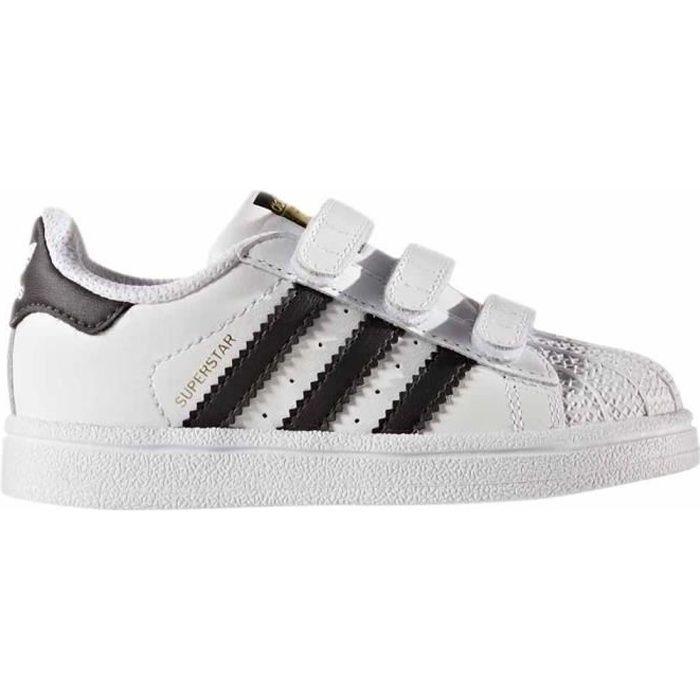 Chaussures enfant Chaussures de tennis Adidas Originals Superstar Cf I