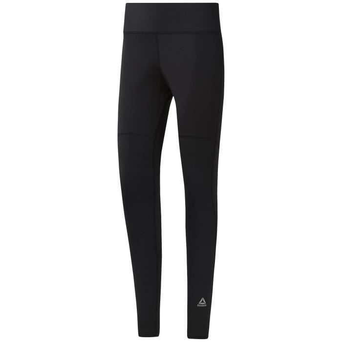 Collant femme Reebok Running Thermowarm