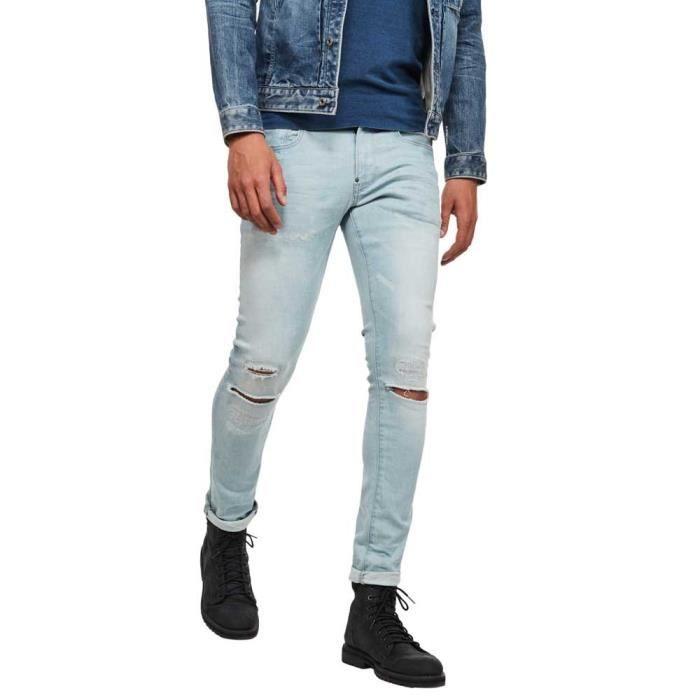 Vêtements Homme Pantalons Gstar Revend Skinny