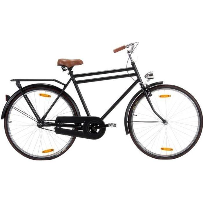 Chic© Vélo hollandais pour hommes - Vélo De Ville 28- #59234
