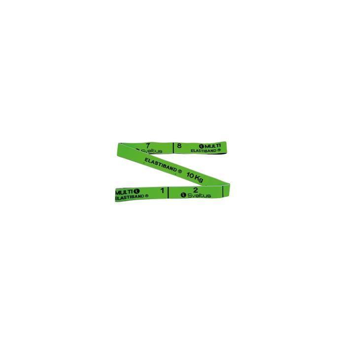 Multi Elastiband 10kg vert
